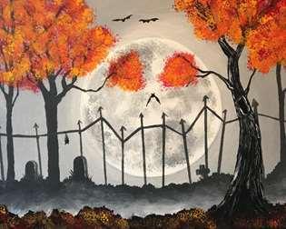 Haunted Moon