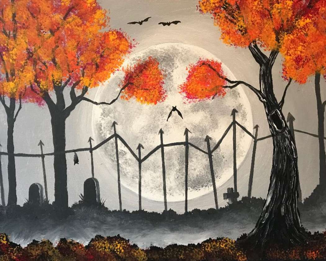 Haunted Moon