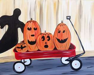Haunted Wagon