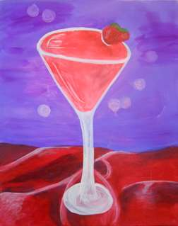 Haute Pink Cocktail