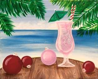 Have a Holly Jolly Beach Day