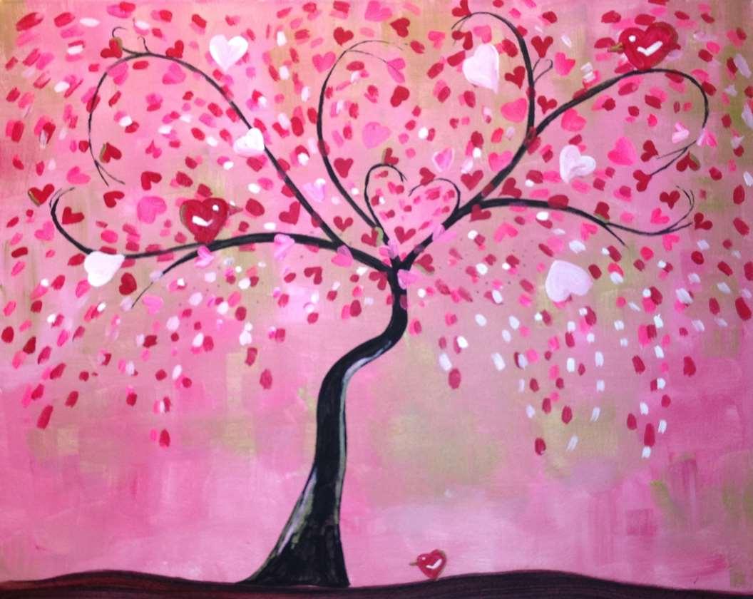 Heart Blooms
