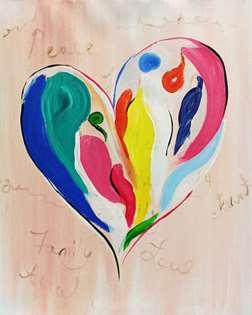 Heart Colors!