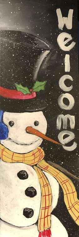 Hello, Frosty!