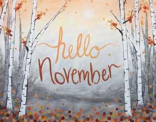 Hello November