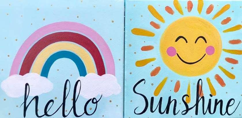 Mini- Hello Sunshine!