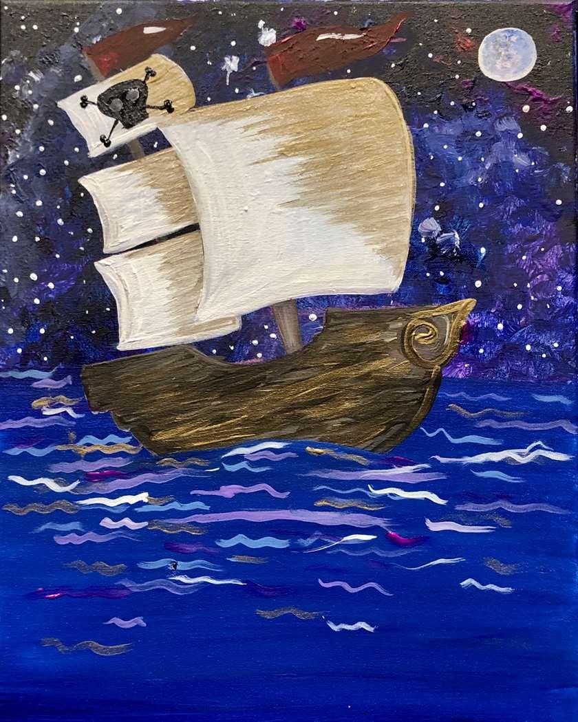 High Seas Sail