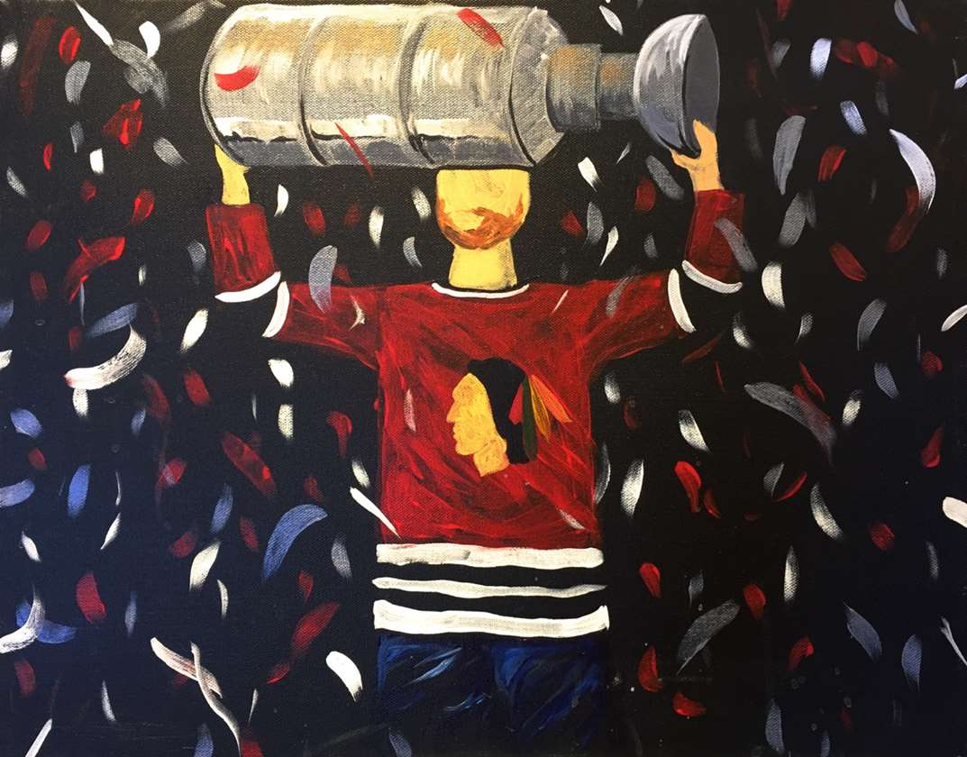 Holding the Cup