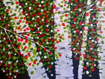 Holiday Birch