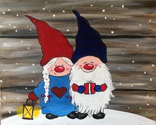 Holiday Gnomes