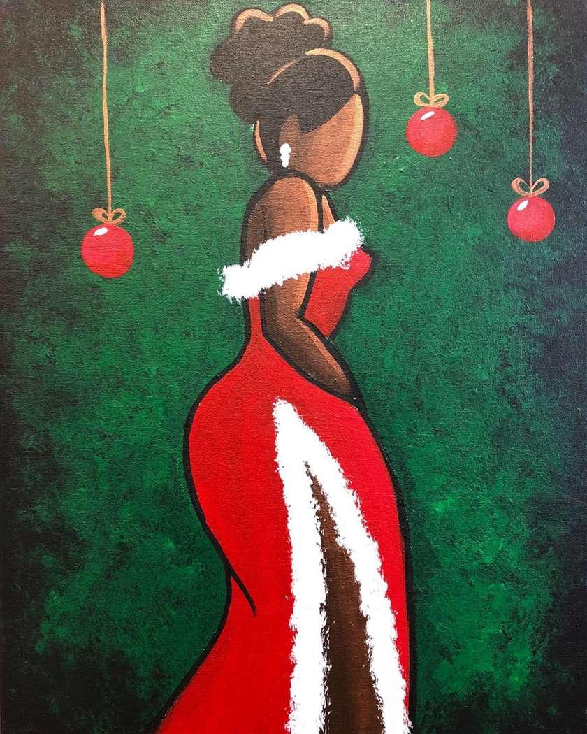 Holiday Goddess