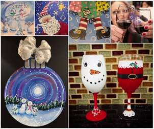 Holiday Open Studio