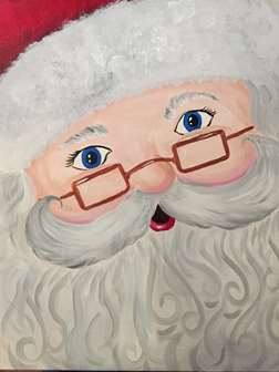 Holly Jolly Santa