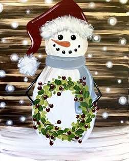 Holly Jolly Snowman