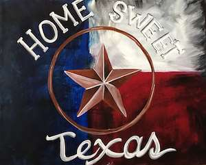 Home Sweet Texas