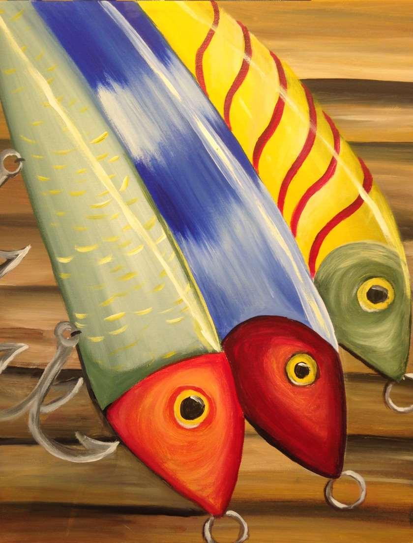 40 easy acrylic canvas painting ideas greenorccom - 736×969