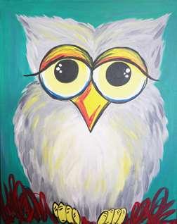Hooty Owl