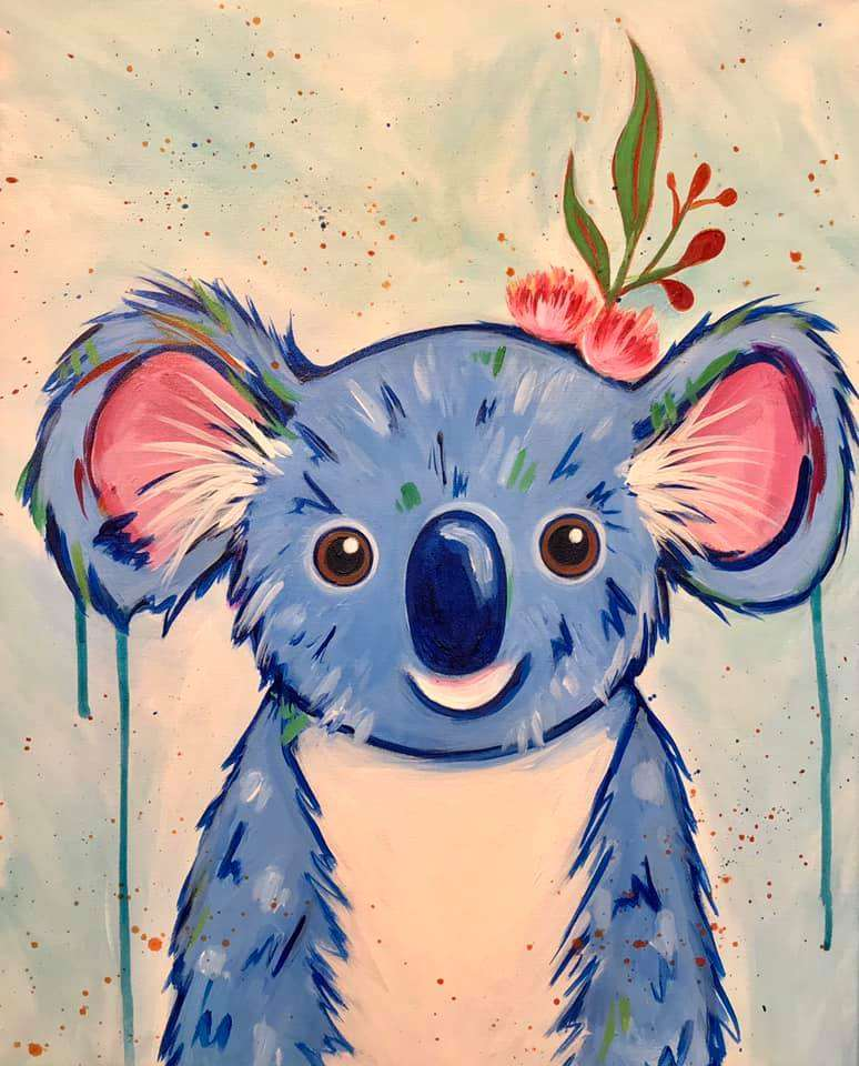 Animal Adventures Summer Camp - Hope the Koala