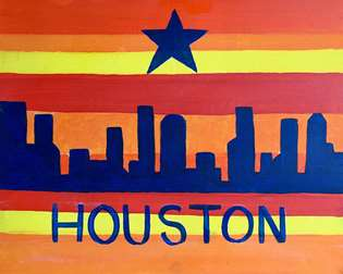 Houston Never Settles!