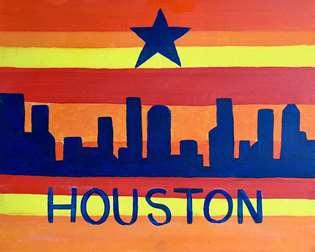 Houston Never Settles!