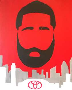 Houston Rockets - James Harden