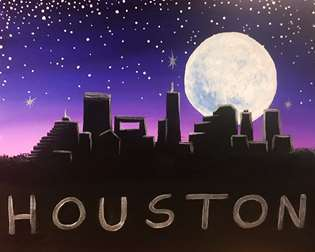 Houston, We Have a Painting!