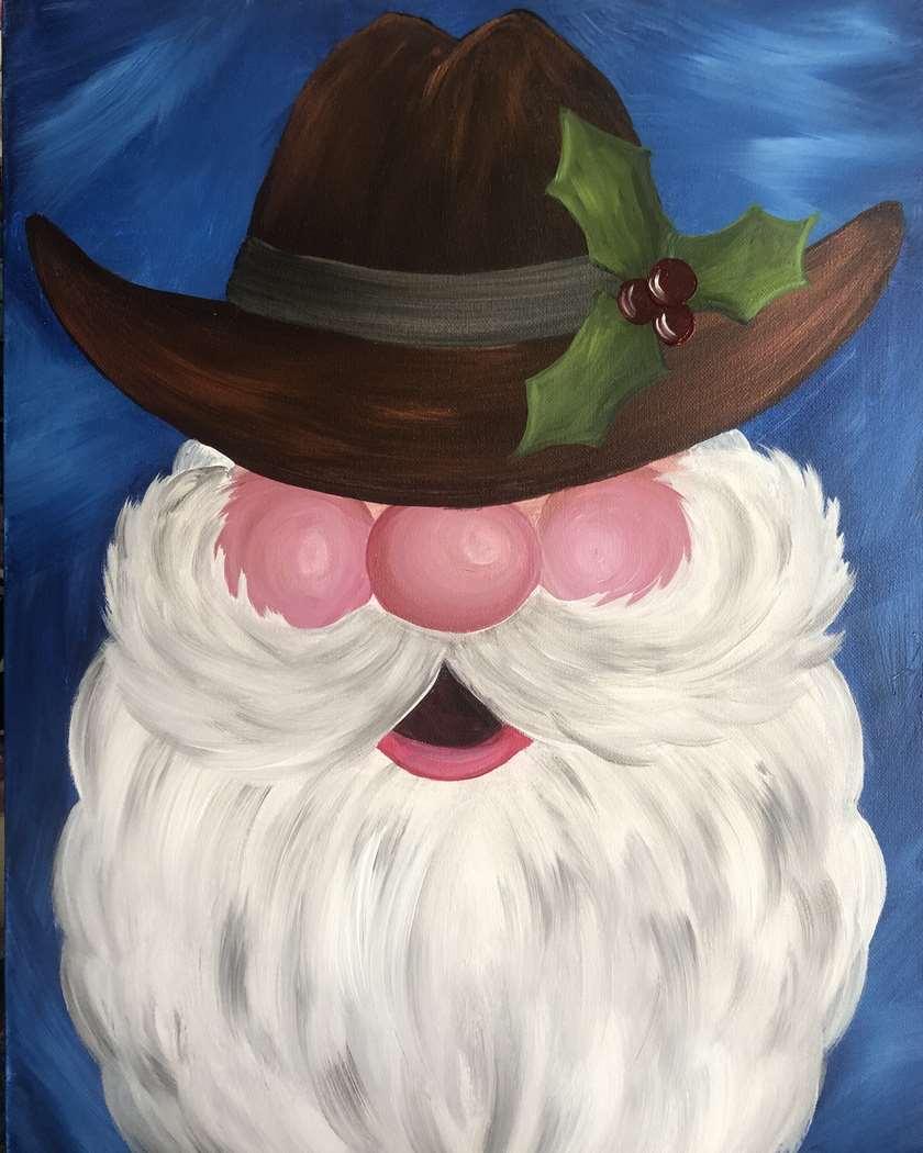 Howdy Santa