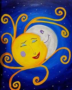 Hug the Moon