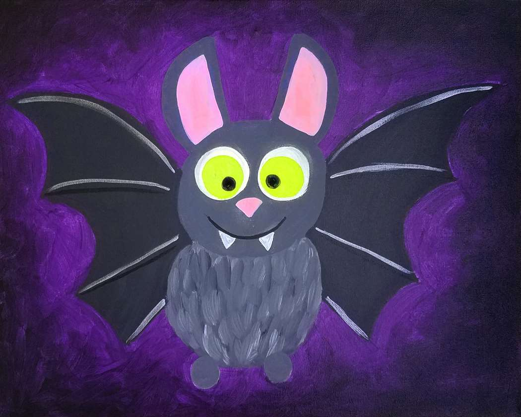 Huggable Bat