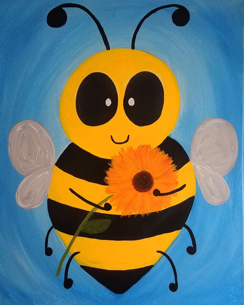 Huggable Bumble - Family Day - ages 5 and up allowed, but everyone needs a reservation