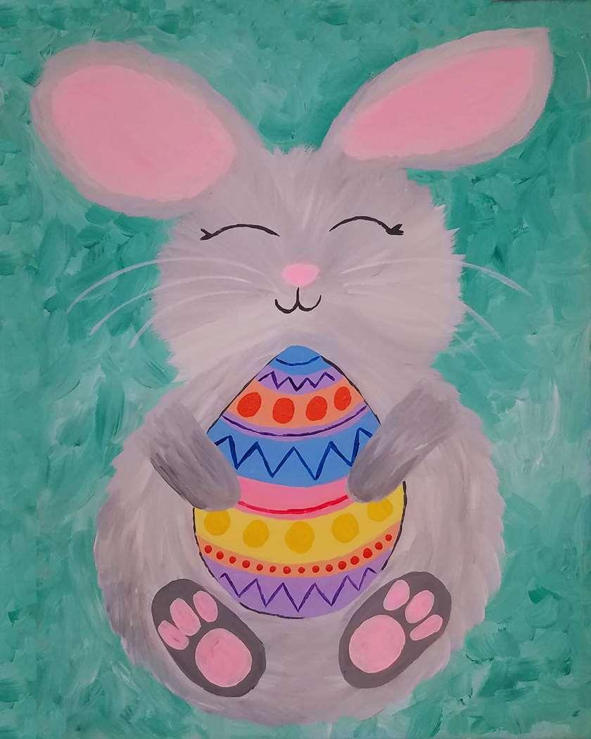 Huggable Bunny