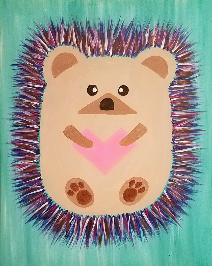 Huggable Hedgehog