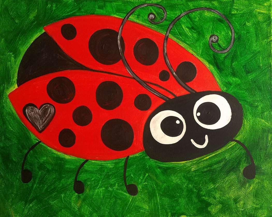 Huggable Lovebug
