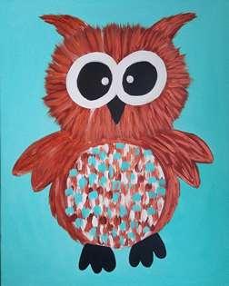 Huggable Owl