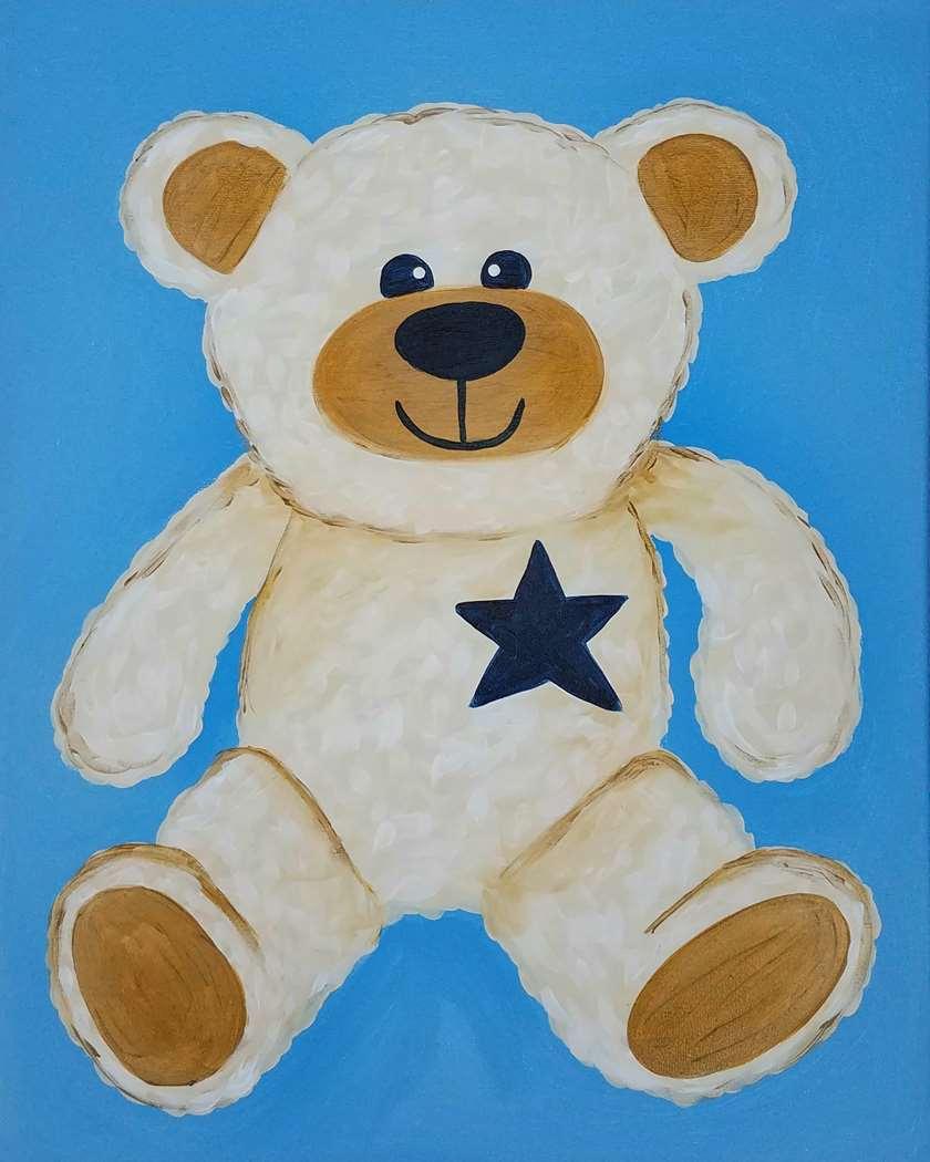 Huggable Teddy