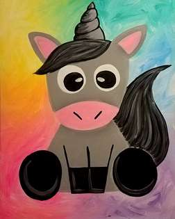Huggable Unicorn