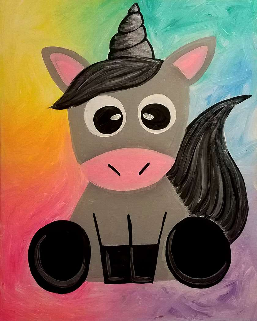 Huggable Unicorn - Family Day - ages 5 and up allowed, but everyone needs a reservation