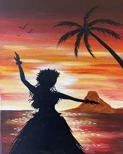 Hula by the Bay