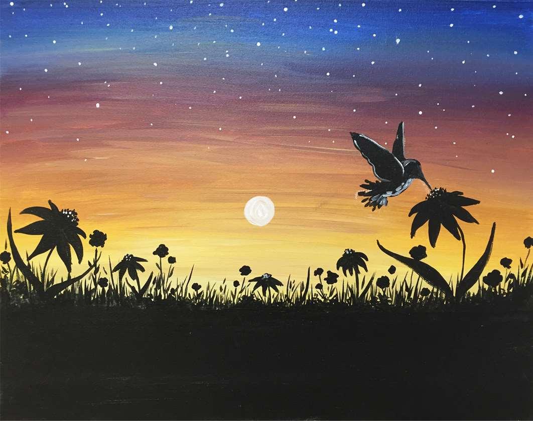 Hummingbird Flight