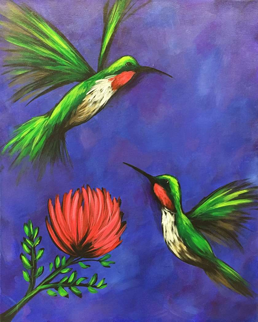 Hummingbird Harmony
