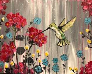 Hummingbird Heartbeat
