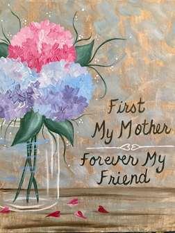 Hydrangeas for Mom