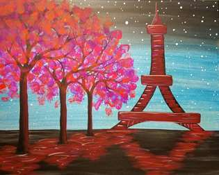 I dreamed of Paris