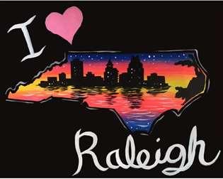 I Heart North Carolina