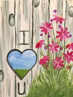 "I ""Heart' U"