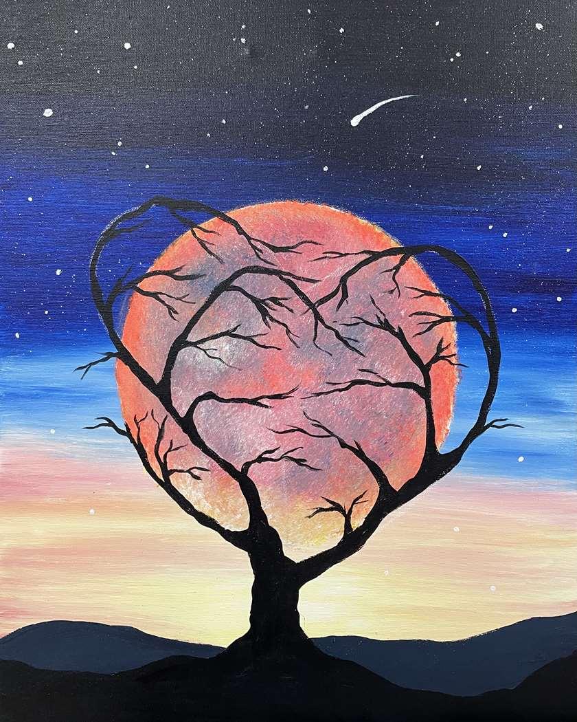 I Love My Tree Heart