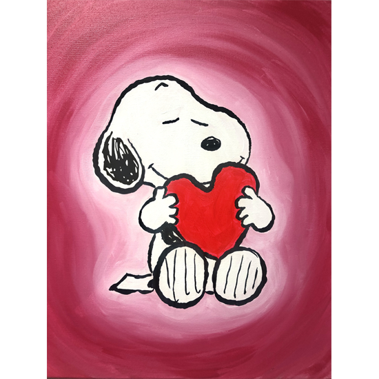 I LOVE SNOOPY - LIVE INTERACTIVE VIRTUAL EVENT