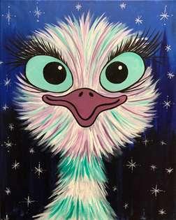 Icey you Emu