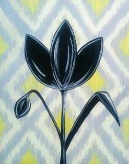Ikat Lotus
