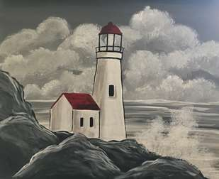 Illuminating Lighthouse